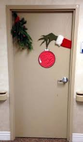 office holiday decorating ideas. Office Christmas Decorations Ideas Easy For Doors Cubicle Holiday Decorating F