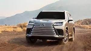 Lexus LX 2022, The Popular Toyota Land Cruiser Transforms Into A 4x4 Full  Of Luxury - Bullfrag