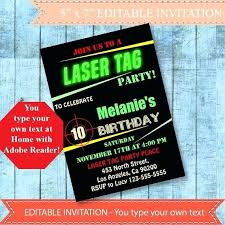 Full Size Of Tag Birthday Party Invitation Template As Well