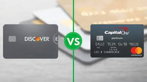 Walmart rewards credit card with capital one. Discover It Secured Vs Secured Mastercard From Capital One Which Is Better Clark Howard