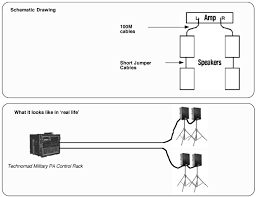 wiring diagram web version technomad military pa system wiring notes