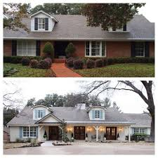 Fixer Upper French Country Renovation Paint Doors And A Beautiful Impressive Beautifully Painted Houses Exterior Ideas Remodelling