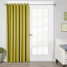 Patio Door Curtain Patio Door Curtain