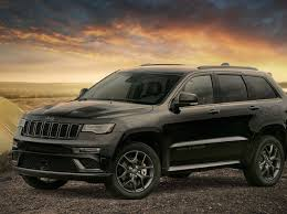 Jeep Grand Cherokee Trim Comparison Chart 2020 Jeep Grand Cherokee Review Pricing And Specs