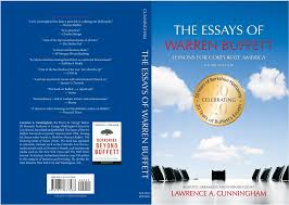 essays of warren buffett lessons for corporate america review  essays of warren buffett