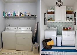 simplify your laundry room and routine