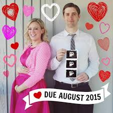 valentines day pregnancy announcement cards our favorite valentines day pregnancy announcements