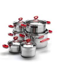<b>Набор посуды</b> для приготовления <b>12 предметов</b> MAYER&BOCH ...