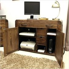 kansas oak hidden home office. Brilliant Office Medium Size Of Mesmerizing Walnut Dark Wood Furniture Hidden Home Office  Contemporary White Terrific Classy Idea Throughout Kansas Oak I