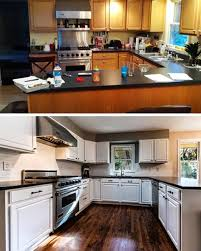 kitchen cabinet painting services