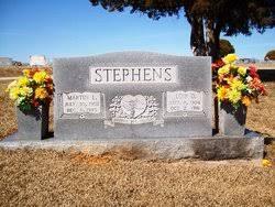 Martin Luther Stephens Sr. (1902-1945) - Find A Grave Memorial