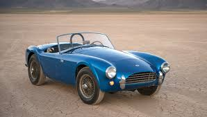 Who Made The First Car Carroll Shelbys First Cobra May Be The Most Important Car
