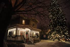 Dayton Ohio Christmas Tree Lighting Holiday Light Installation In Dayton Ohio American Tree