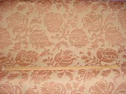 3Y Jane Shelton 7301 Langley Beige Floral Damask Brocade Upholstery Fabric  | eBay