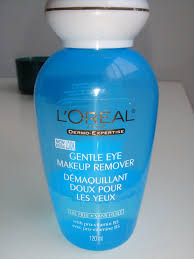 i want to to put them in two separate posts as a parison sort like good vs bad this is eye makeup remover is said to be oil free and much more