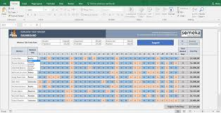 Employee Time Tracker And Payroll Template My Business