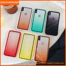 China iPhone7/8plus Soft Cover <b>Fashion</b> Trend Imitation Glass ...