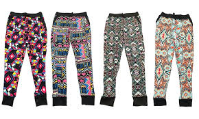 Patterned Joggers Fascinating Up To 488% Off On Kids' Patterned Joggers 48Pack Groupon Goods