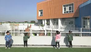 Sanhuan Kindergarten Perform Design Studio Gallery Of Sanhuan Kindergarten Perform Design Studio 16