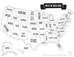 Us Map Coloring Page Bookhotelstk