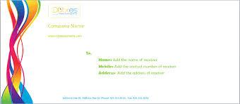 Envelope Design Template Major Magdalene Project Org