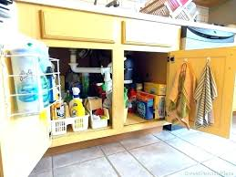 under sink organizing ideas under the sink organizing ideas kitchen sink storage ideas under the sink