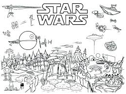 War Ship Coloring Pages Star Wars Ships 3 Verfutbol