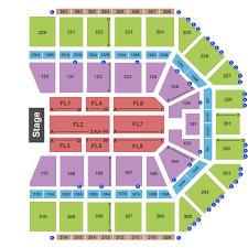 Van Andel Arena Tickets 2019 2020 Schedule Seating Chart Map