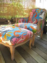 funky furniture ideas. Love The Shape - Not Crazy About Those Colors Or Pattern, Though · Funky ChairsColorful Furniture Ideas D