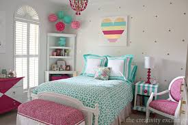... Girl Tween Bedroom Revamp | Beauty Tween Bedroom Revamp The Creativity  Exchange ...