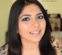 easy blue smokey eyes makeup tutorial indian makeup new love makeup indian beauty indian makeup stani
