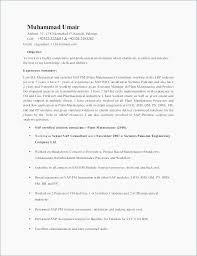 Sap Basis Resume Format Resume Example Collection Sap Basis Resume