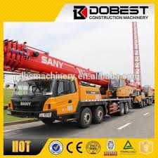 Sany 25 Ton Truck Crane Stc250 Buy 25 Ton Mobile Crane Sany Stc250 Sany Truck Crane Product On Alibaba Com
