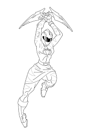 Small Picture Power Ranger Red Ninja Strom Coloring Pages Power Ranger
