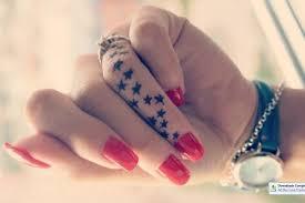 Japanese Art Tattoos Design 40 Cute Finger Tattoo Designs For Girls