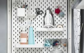 Brilliant small functional laundry room decoration ideas Dryer Top Tips To Organize Your Laundry Ikea Ikea Ideas