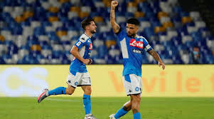 Napoli's record goalscorer dries mertens has returned to his native belgium for. Napoli Reach Coppa Italia Final As Dries Mertens Breaks Club Record Sports News The Indian Express
