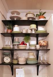 Kitchen Storage Wall | Storage Ideas