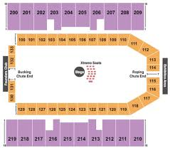 Travis County Expo Center Seating Chart Luedecke Arena At Travis County Exposition Center Tickets In