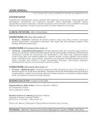 Sample Nursing Resume New Grad New Grad Resume Examples Resume ...