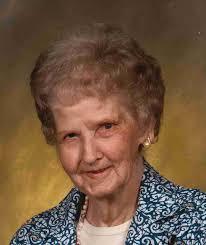 Doris Woodard – Kilpatrick Funeral Homes