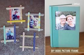 quarantine crafting diy picture frames