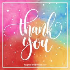 free thank you greeting cards thank you vectors photos and psd files free download