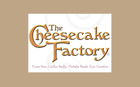 The Cheesecake Factory By Natalie Reale On Prezi