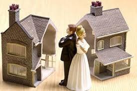 Отказ от доли имущества при разводе