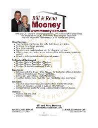 mooney team resume rene mooney bhhs alliance