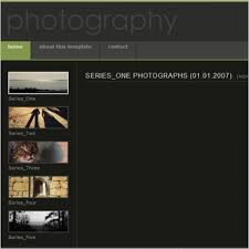 Free Photography Website Templates Simple Photography Template Free Website Templates In Css Js Format