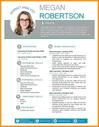 Word Template Cv Free Modern Word Cv Template Download Professional Resume Layout 7