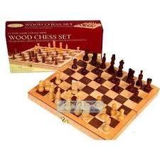 Classic Wooden Board Games Classic Wooden Chess Game Set 100100 Folding Inlaid Wood Board 13