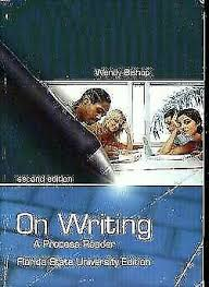 On Writing : A Process Reader by Wendy Bishop (Trade Paperback) for sale  online | eBay